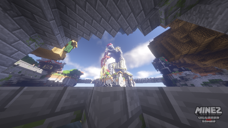 Вход на Minecraft сервер