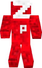 Скин игрока в Майнкрафт Avenger_plis1465